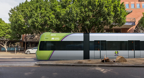 Published in Metro Magazine: Tempe Streetcar critical to expanding rail service
