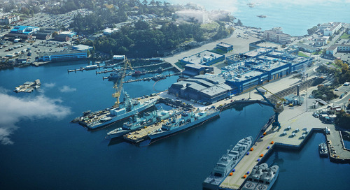 A case study on creating a sustainable port for Canada's Department of National Defence