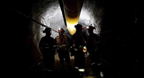 Published in Mining Magazine: Making the most of EPCM partnership