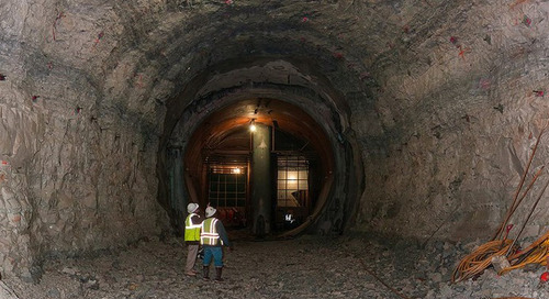 Minimal Disturbance: Milestone Project Tests Capabilities of Microtunnelling