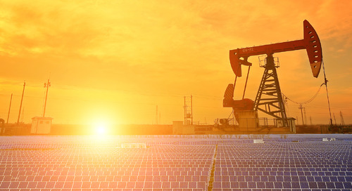 From Stantec ERA: 5 reasons why oil companies are investing in solar energy