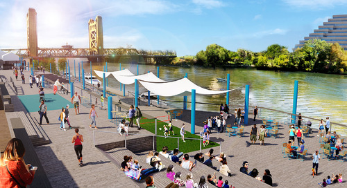 [With Video] Envisioning the revitalized design of the Old Sacramento urban riverfront