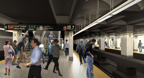 Published in Railway Age: TOD: How New York got it right