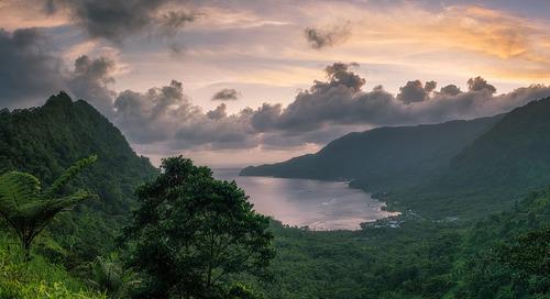 Published in Hydro Review: Samoan Islands lead renewable energy efforts