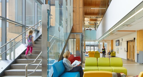 Can a kids' healthcare space teach, entertain, and heal?