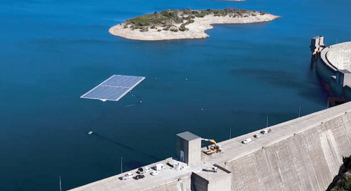 From Stantec ERA: The power of bringing hydropower and solar energy together