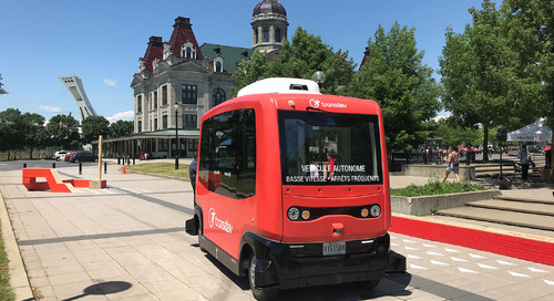 3 steps to deploying an autonomous vehicle shuttle pilot project