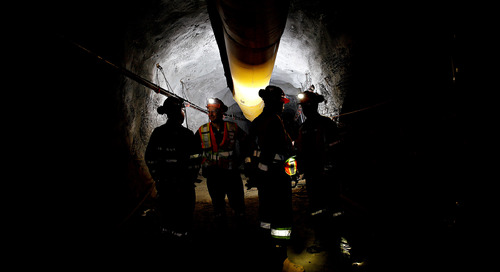 3 ways to use water to cool your underground mine—affordably and sustainably