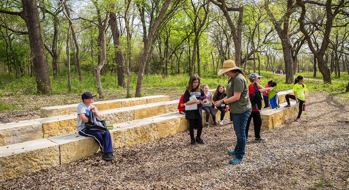 From the Design Quarterly: Teaching nature via outdoor spaces and sustainable design