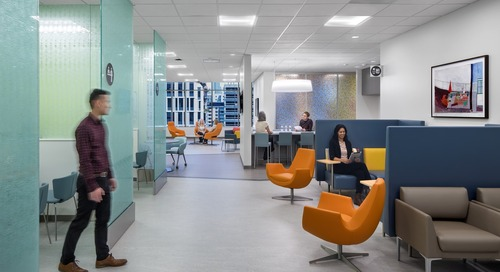 5 elements for a healthy medical lounge