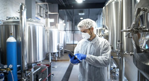 Maintaining pharmaceutical manufacturing facilities (Part 3): Keeping things clean