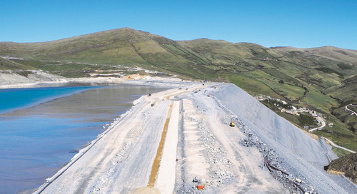 Published in International Mining Magazine: Considering alternative tailings discharge