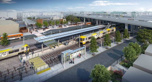 Published in METRO: Enhance station safety, security by designing for transit user experience