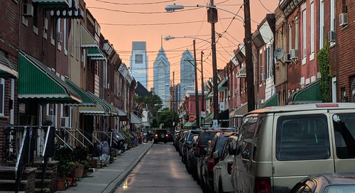 Published in Railway Age: Transit-Oriented Development, Philadelphia Style