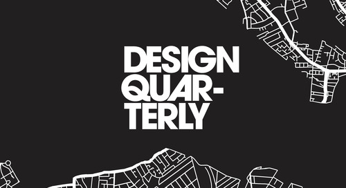 Design Quarterly Issue 07 | Adapting to Change