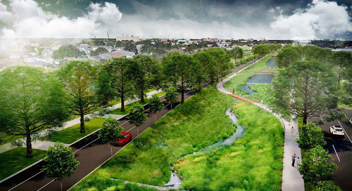 From the Design Quarterly: 7 ways to shift our thinking about urban resilience