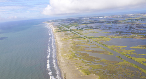 Published in Global Water Intelligence: Coastal projects bring Stantec a flood of work