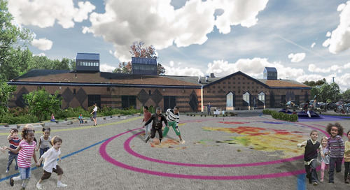Published in Community Design Collaborative: Carnell Scholars Drive Schoolyard Design