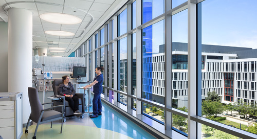 Lean design can minimize waste and maximize patient value in healthcare facilities