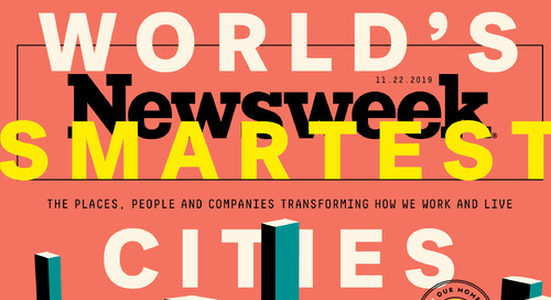 Stantec named to Newsweek's Top 100 Smart City Partners