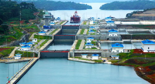 From Stantec ERA: Digital twinning the Panama Canal enhances project delivery, performance