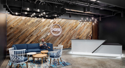From the Design Quarterly: Workplace trends—for today and tomorrow—are smart and flexible