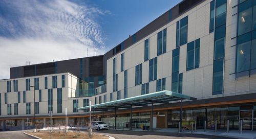 A hospital that feels like home: Community as inspiration in healthcare design
