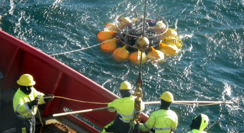 Underwater remote sensing: Surveying the marine world safer, faster, and more affordably