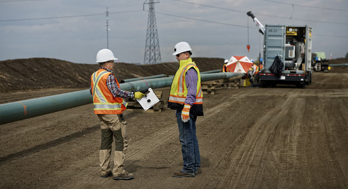 From Stantec ERA: Changing field reporting through technology