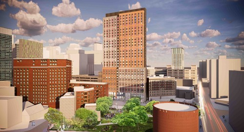 Published in The Boston Globe: New high-rise in Chinatown will include affordable housing