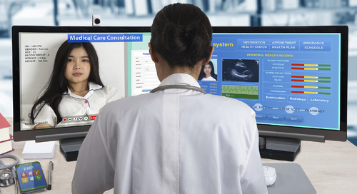 The COVID-19 pandemic is proof that it's time to implement virtual healthcare