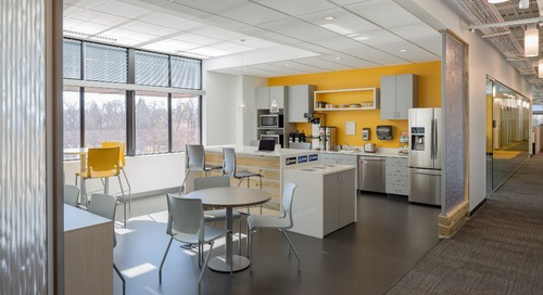 5 ways to achieve a healthier work space now and after COVID-19
