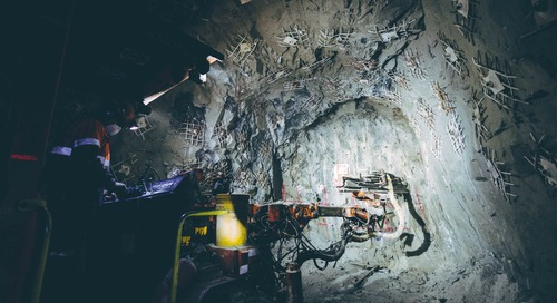 Published in Tunnels & Tunnelling: Rules of Thumb – Drill and blast tunneling