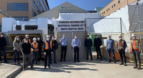Temporary COVID-19 treatment centers: An Albertan approach to fighting the pandemic