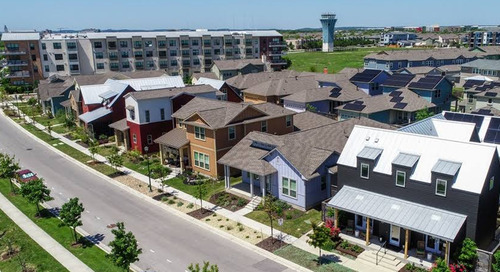 Are medium-density neighborhoods the answer to community planning in the future?