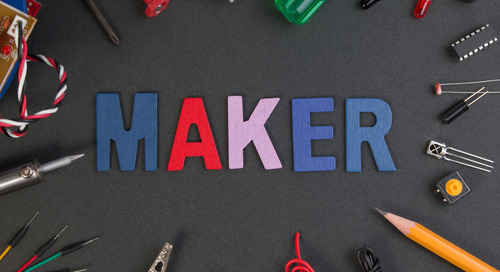 Strumenti di progettazione di PCB all'evento Maker Faire Open Source Hardware Summit
