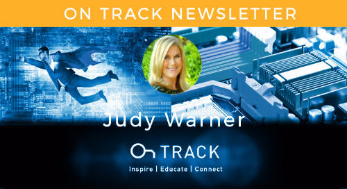 On Track Newsletter 2017年4月