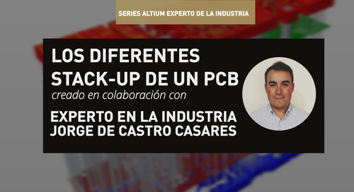 Los Diferentes Stack-Up de un PCB