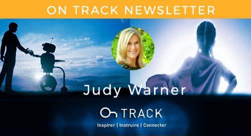 On Track Newsletter Mai 2017