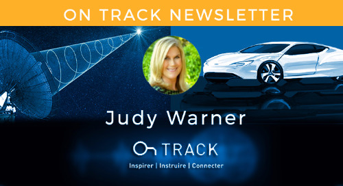 On Track Newsletter Octobre 2017