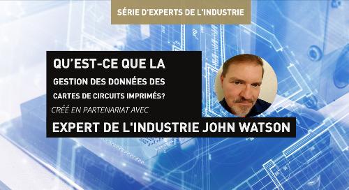 Qu'est-ce que la gestion des données des cartes de circuits imprimés?