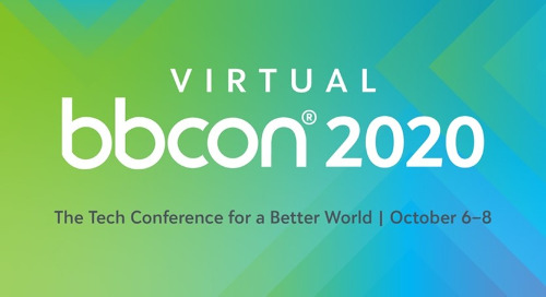 bbcon 2020: The importance of collaboration