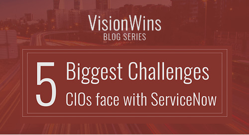Avoid These Top 5 ServiceNow Implementation Challenges