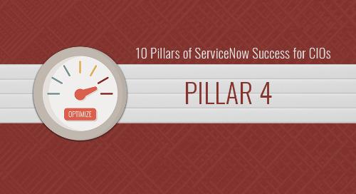 10 Pillars of ServiceNow Success for CIOs – Pillar 4: Assembling a winning implementation team