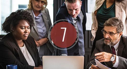 7 Pillars of Organizational Change Management to Achieve ServiceNow Wins