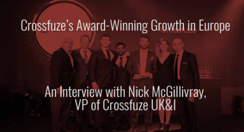 Crossfuze's Rapid Growth in Europe Recognized by ServiceNow