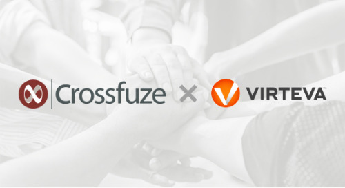 RLJ Equity Partners LLC Acquires Virteva LLC to Merge Into Crossfuze