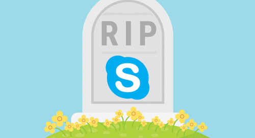 "Skype for Business ""End of Life"""