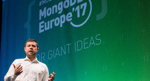 MongoDB Europe '17 Keynote