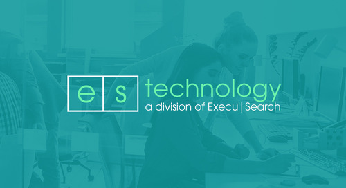Learn more about ES Technology, a division of Execu|Search